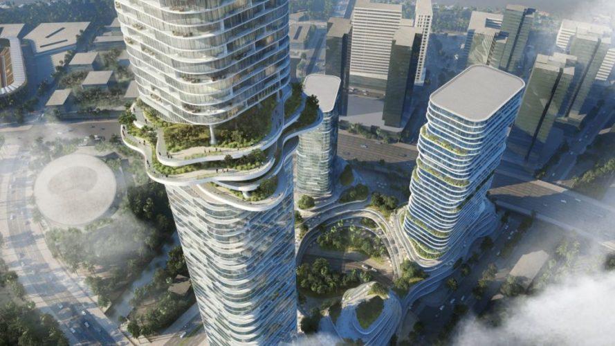 Dự án Empire City có điểm mạnh là gì?