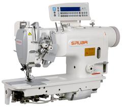 Giới thiệu máy 2 kim cố định điện tử SIruba DT8200