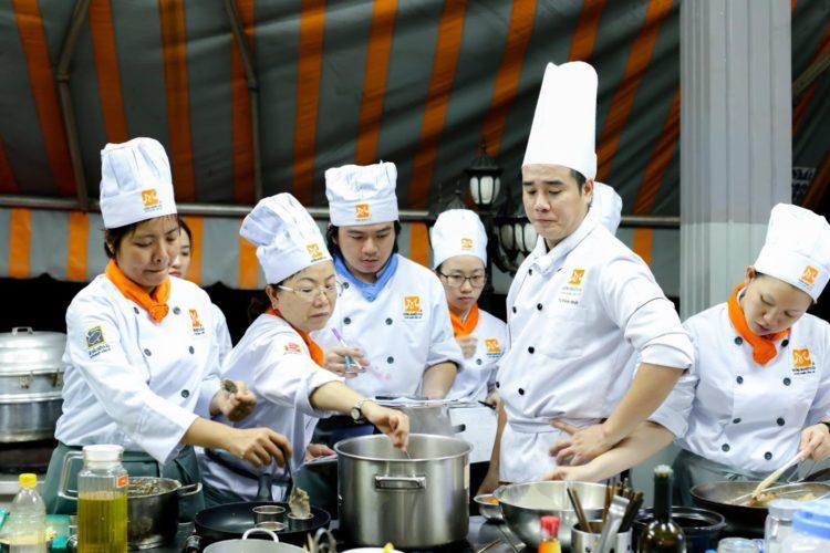 Địa chỉ nào dạy nghề nấu ăn đang được đông đảo người quan tâm nhất hiện nay?