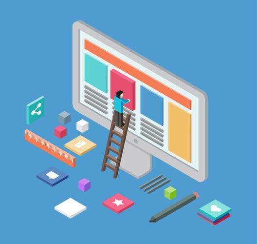 5 Lưu ý bạn không nên bỏ qua khi thiết kế web học online